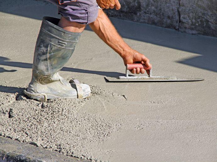 betonas paruosimas atraminiu perdangu