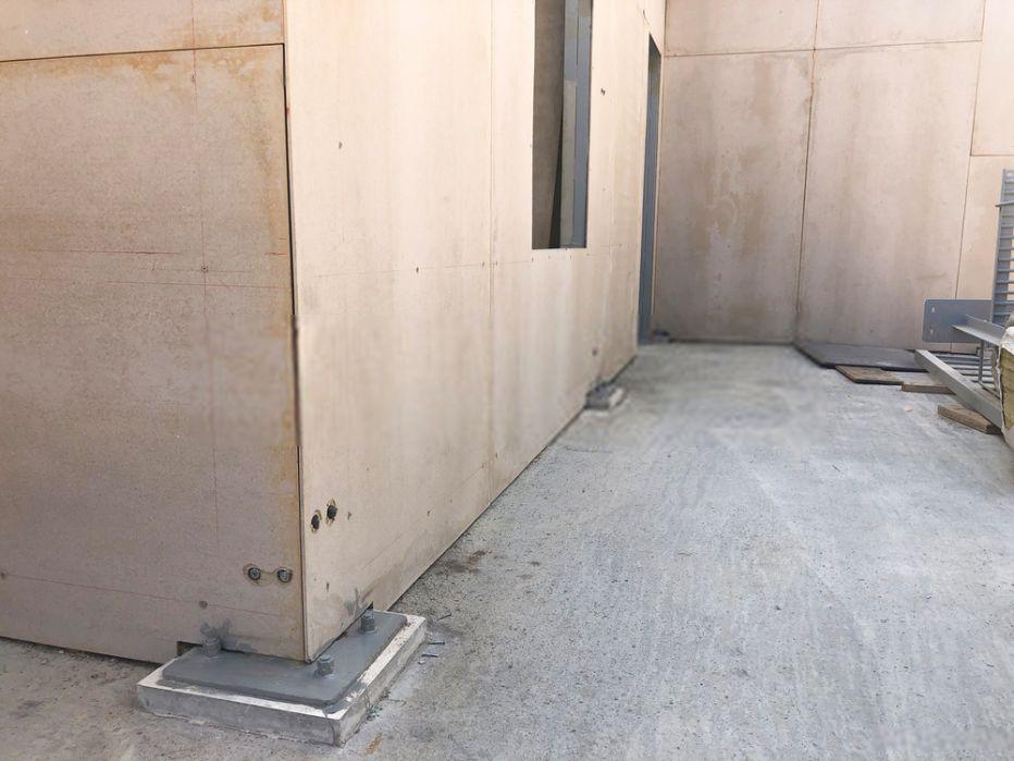 gipso kartono montavimos ant sienos apie langus