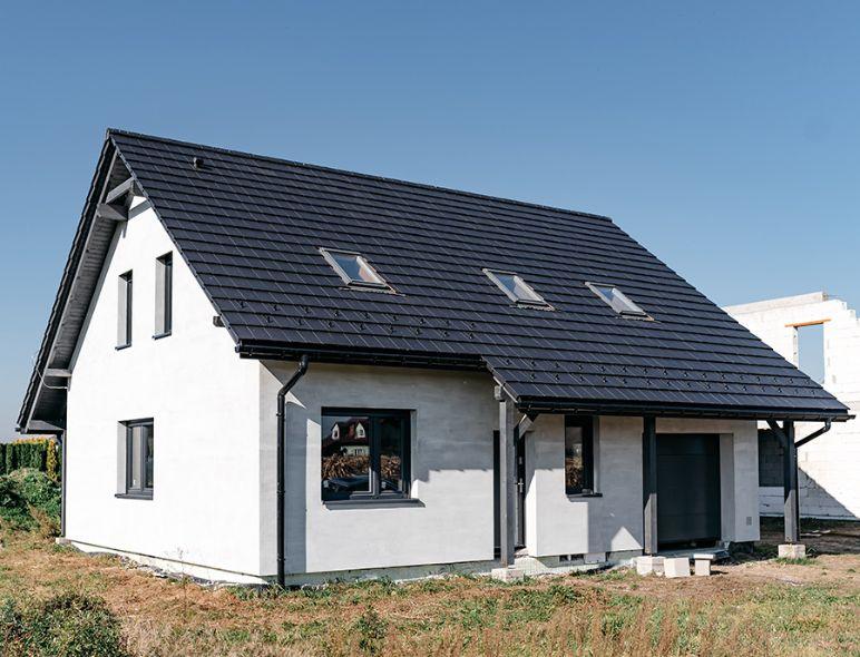 gyvenamojo namo statyba