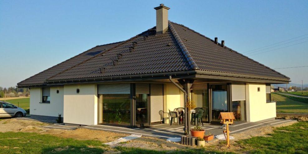 muriniu namu statyba kainos